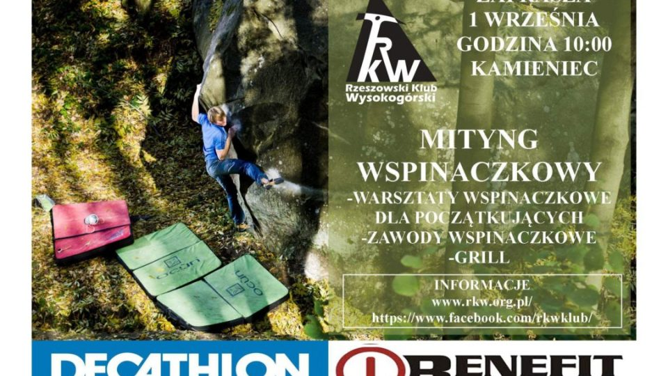 Mityng Wspinaczkowy