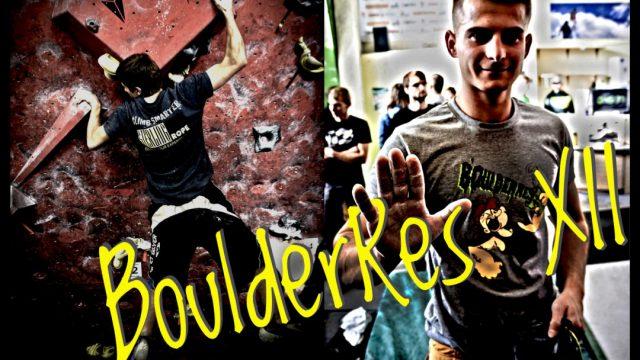 Przygotowania do BoulderRes XII czas zacząć!