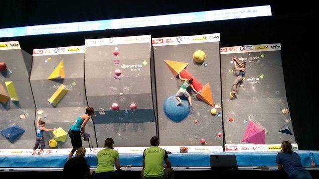Puchar Świata w Boulderingu – Innsbruck