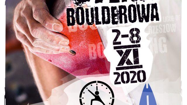VI Rzeszowska Liga Boulderowa