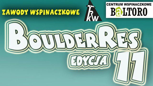 BoulderRes edycja 11