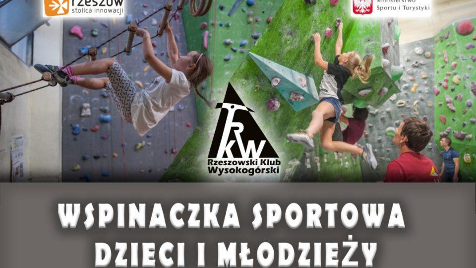 Wspinaczka Sportowa Dzieci i Młodzieży