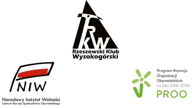 Wsparcie dla Rzeszowskiego Klubu Wysokogórskiego z NIW – Priorytet 5
